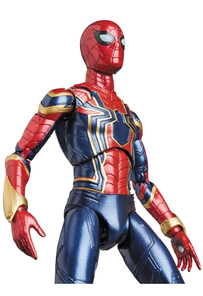 Avengers Infinity War MAFEX Iron Spider-8905