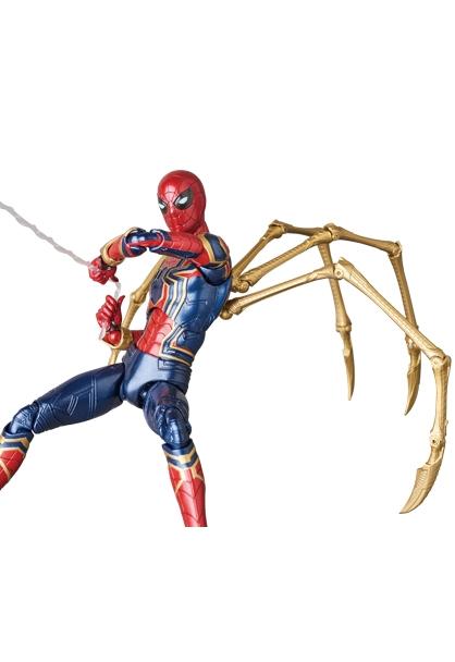 Avengers Infinity War MAFEX Iron Spider-8906