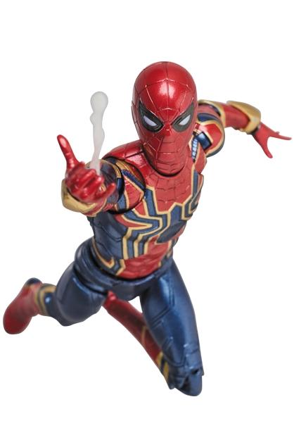 Avengers Infinity War MAFEX Iron Spider-8907