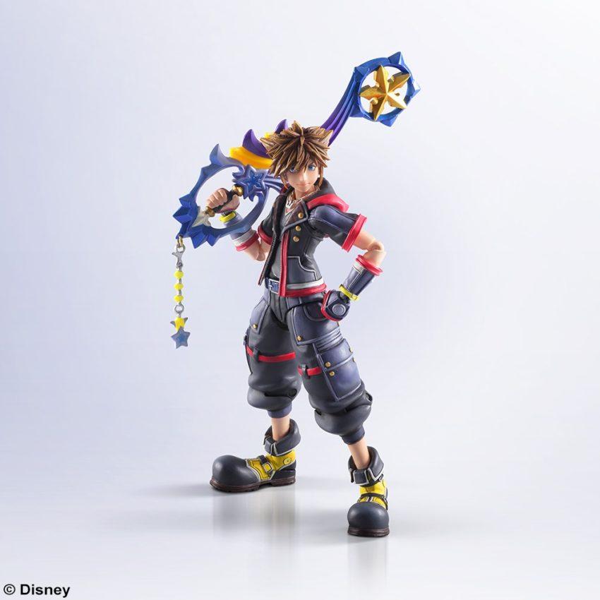Kingdom Hearts III Bring Arts Sora-0
