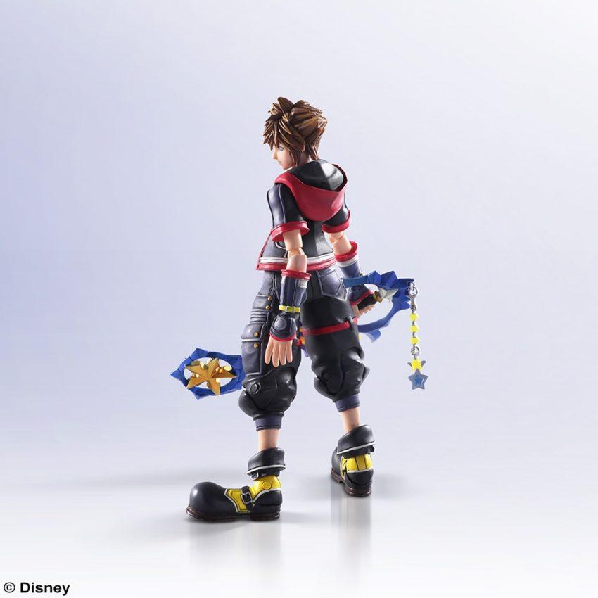 Kingdom Hearts III Bring Arts Sora-8640