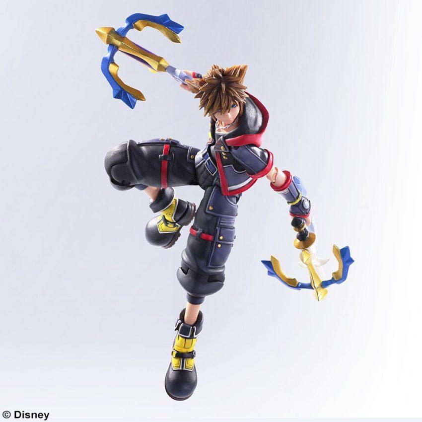 Kingdom Hearts III Bring Arts Sora-8641