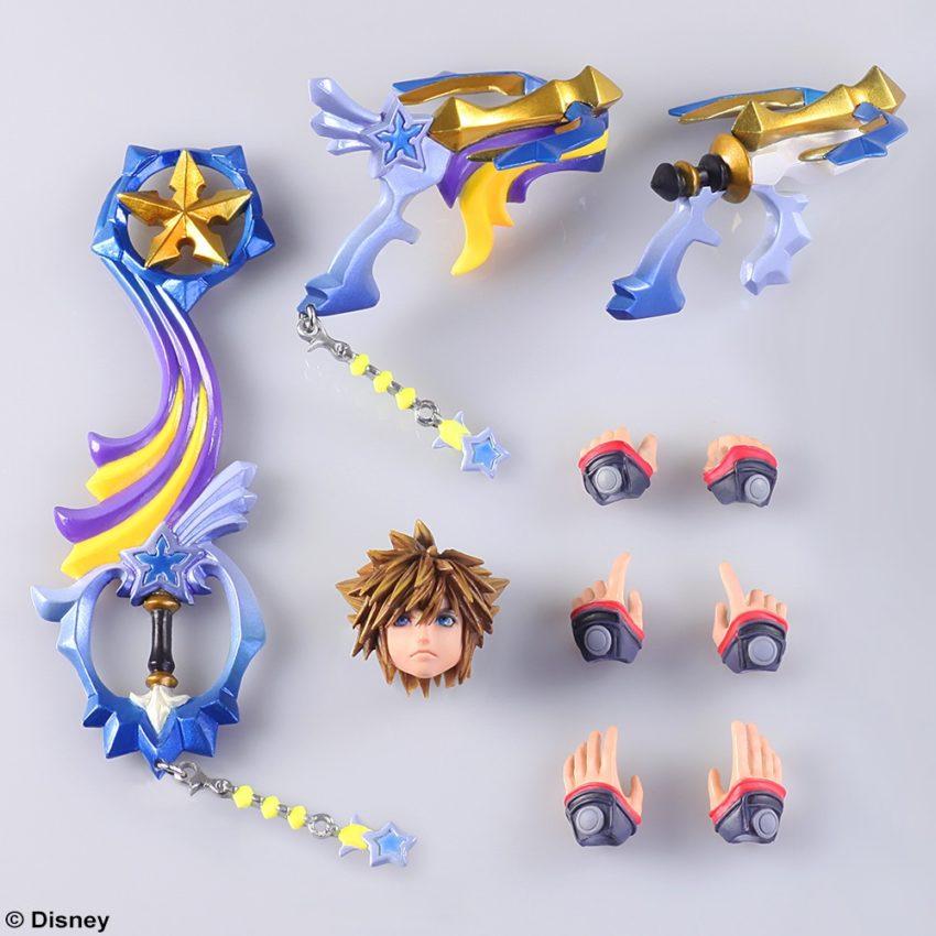Kingdom Hearts III Bring Arts Sora-8642