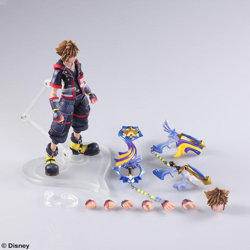 Kingdom Hearts III Bring Arts Sora-8643