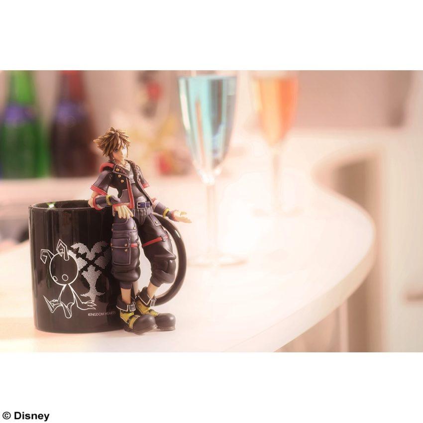 Kingdom Hearts III Bring Arts Sora-8645