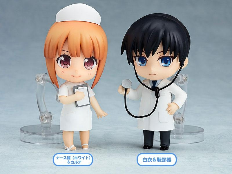 Nendoroid More 6-pack Dress-Up Clinic-8594