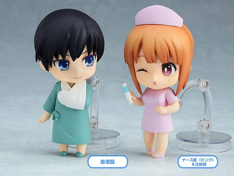 Nendoroid More 6-pack Dress-Up Clinic-8593