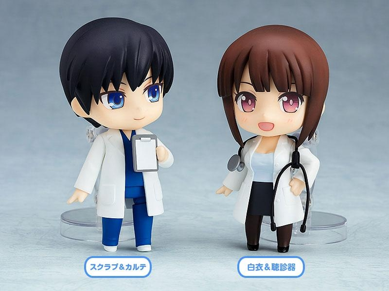 Nendoroid More 6-pack Dress-Up Clinic-8596