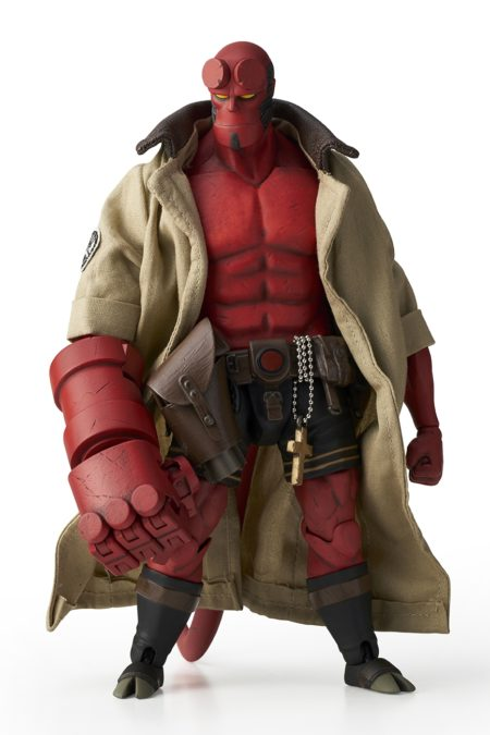 Hellboy 1/12 scale Hellboy Action Figure-0