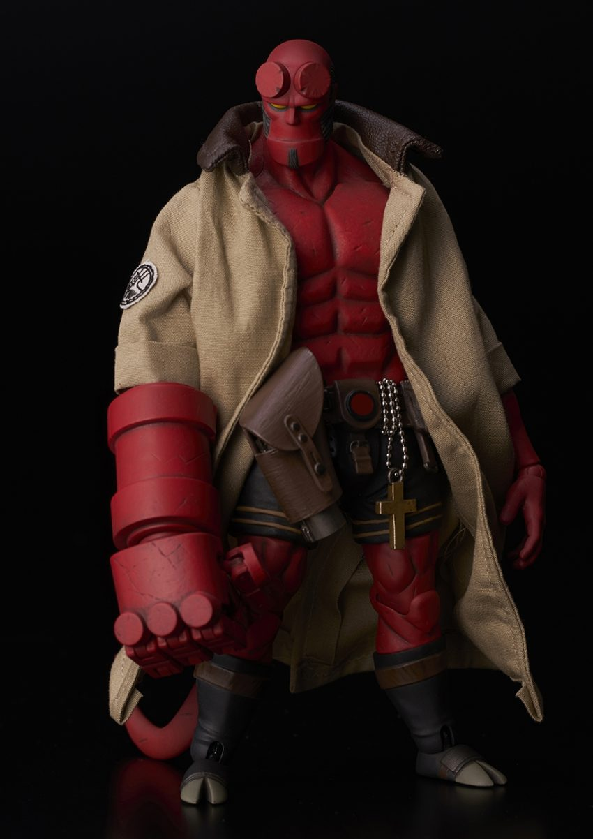 Hellboy 1/12 scale Hellboy Action Figure-9553
