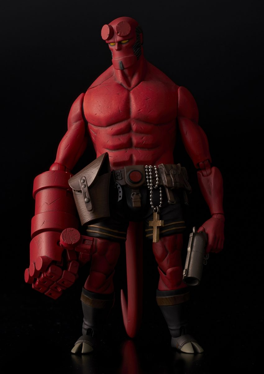 Hellboy 1/12 scale Hellboy Action Figure-9556