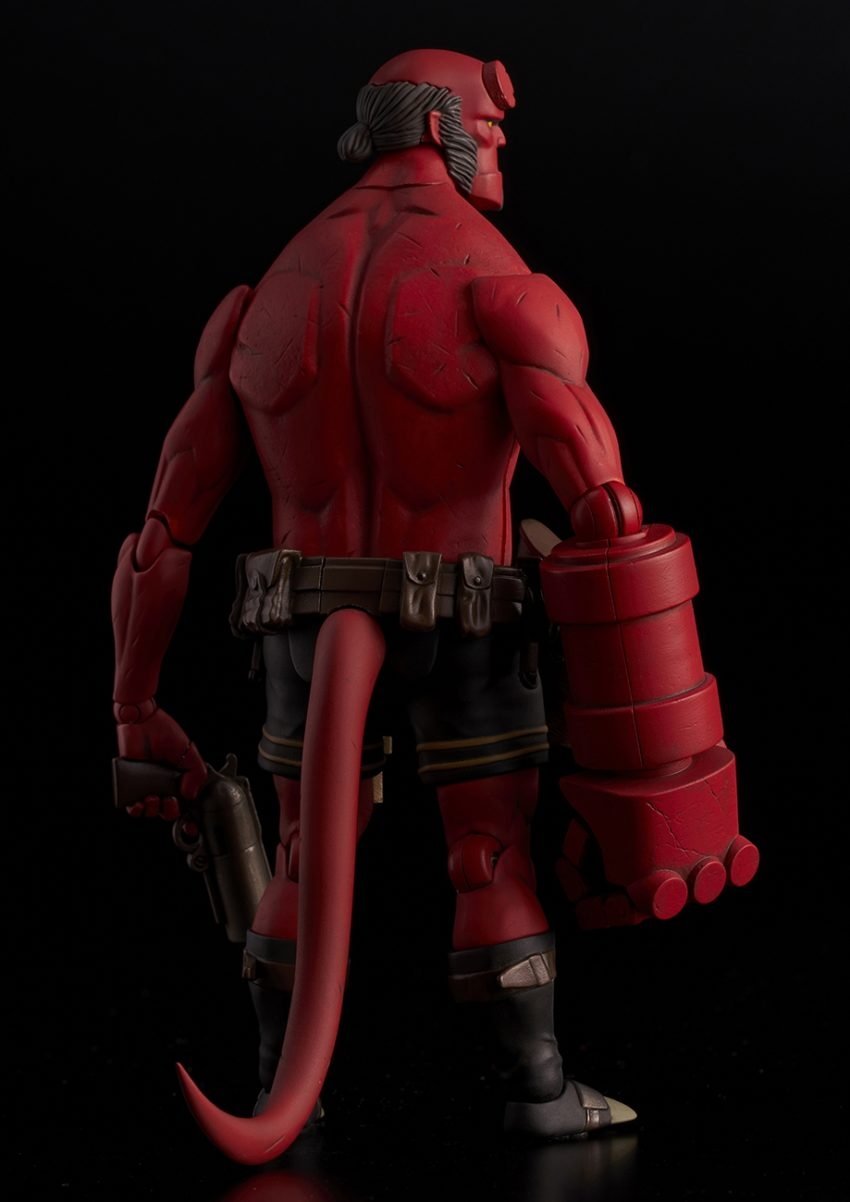 Hellboy 1/12 scale Hellboy Action Figure-9557