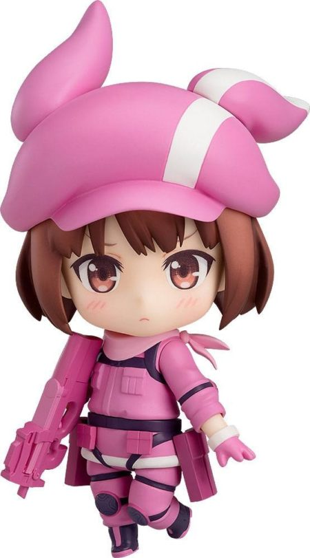 Sword Art Online Alternative Gun Gale Online Nendoroid Llenn-0