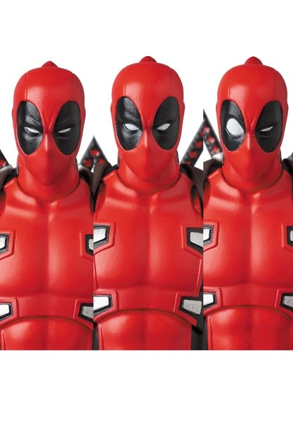 Marvel MAFEX No.082 Deadpool Gurihiru Art Ver.-9982