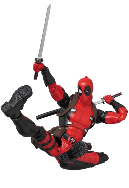 Marvel MAFEX No.082 Deadpool Gurihiru Art Ver.-9983