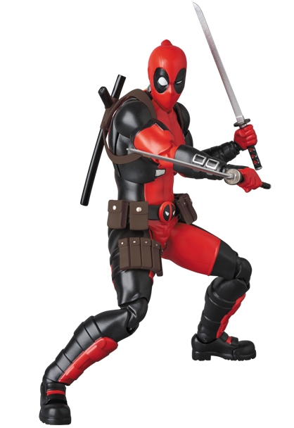 Marvel MAFEX No.082 Deadpool Gurihiru Art Ver.-9984