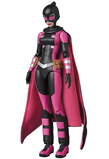 Marvel MAFEX No.083 Evil Gwenpool-9971