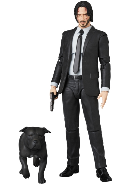 John Wick Chapter 2 MAFEX No.085 John Wick-0