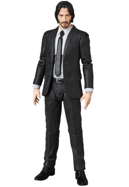 John Wick Chapter 2 MAFEX No.085 John Wick-9953
