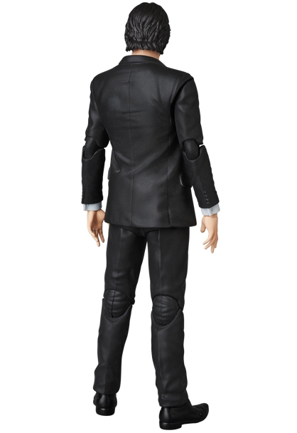 John Wick Chapter 2 MAFEX No.085 John Wick-9952