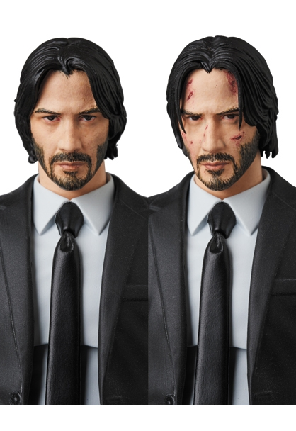 John Wick Chapter 2 MAFEX No.085 John Wick-9955