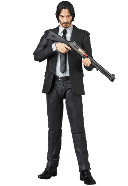 John Wick Chapter 2 MAFEX No.085 John Wick-9956