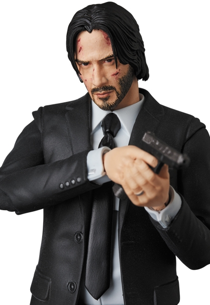 John Wick Chapter 2 MAFEX No.085 John Wick-9957