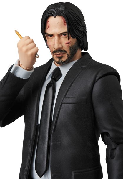 John Wick Chapter 2 MAFEX No.085 John Wick-9958
