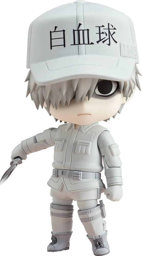 Cells at Work! Nendoroid White Blood Cell-0