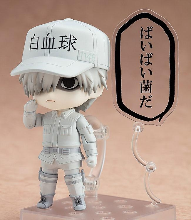 Cells at Work! Nendoroid White Blood Cell-9758