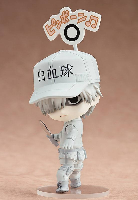Cells at Work! Nendoroid White Blood Cell-9759