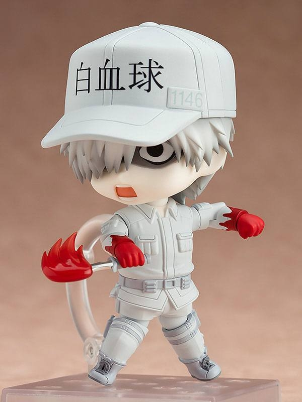 Cells at Work! Nendoroid White Blood Cell-9760