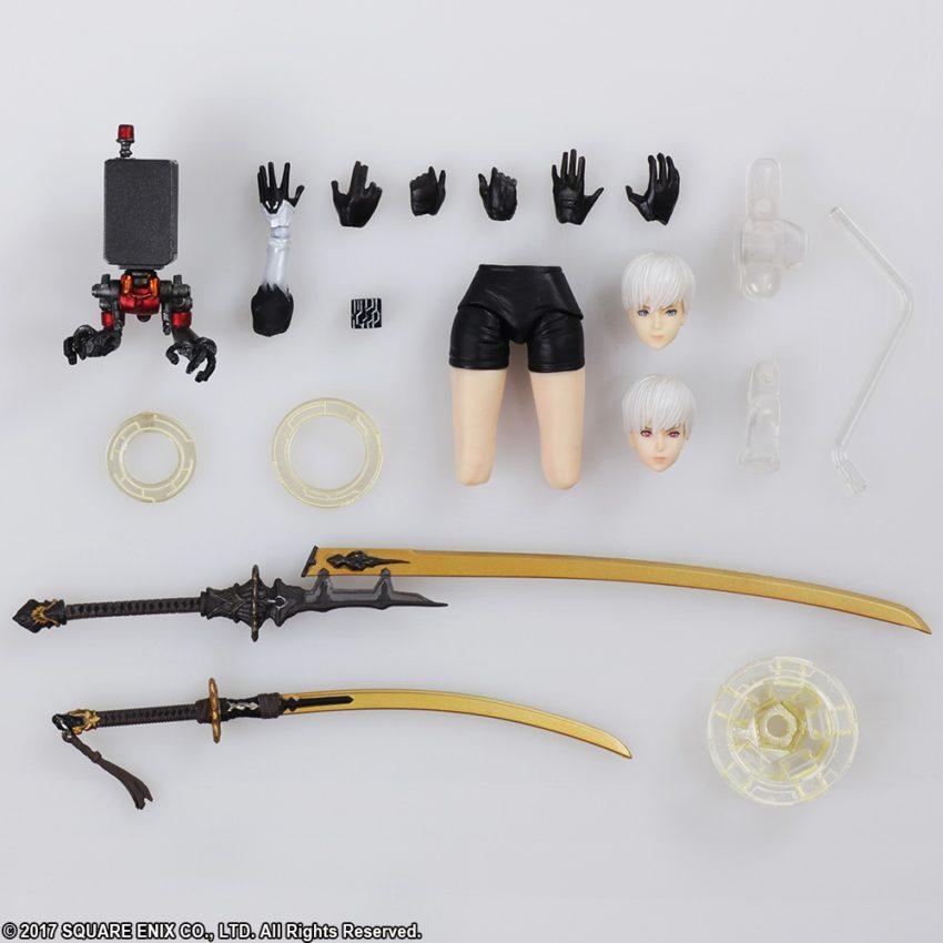 Bring Arts NieR:Automata YoRHa No. 9 Type S-10342