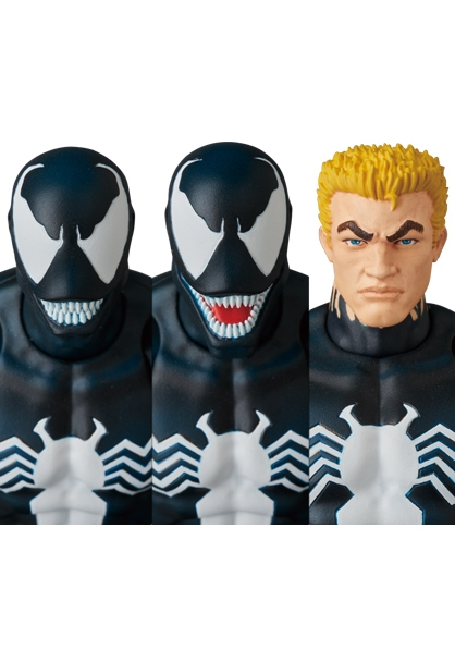 Marvel MAFEX No.088 Venom-10471