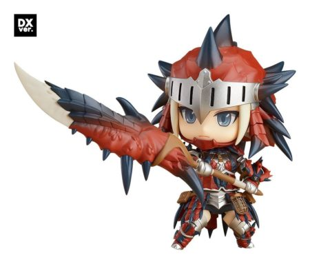 Monster Hunter World Nendoroid Female Rathalos Armor Edition DX Ver.-0