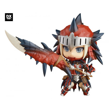 Monster Hunter World Nendoroid Female Rathalos Armor Edition DX Ver.-0