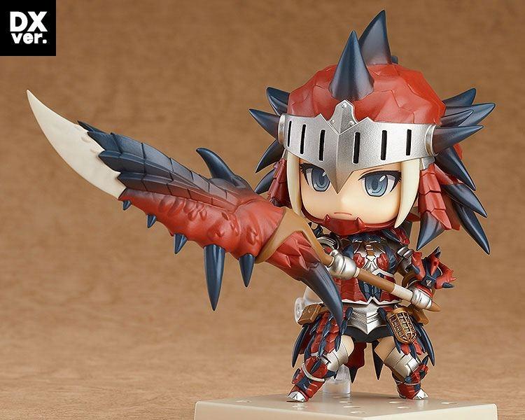 Monster Hunter World Nendoroid Female Rathalos Armor Edition DX Ver.-10172
