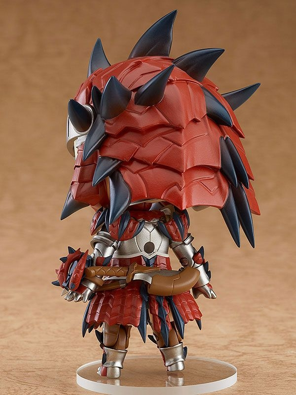 Monster Hunter World Nendoroid Female Rathalos Armor Edition DX Ver.-10173