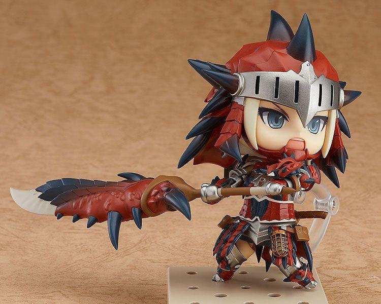 Monster Hunter World Nendoroid Female Rathalos Armor Edition DX Ver.-10174