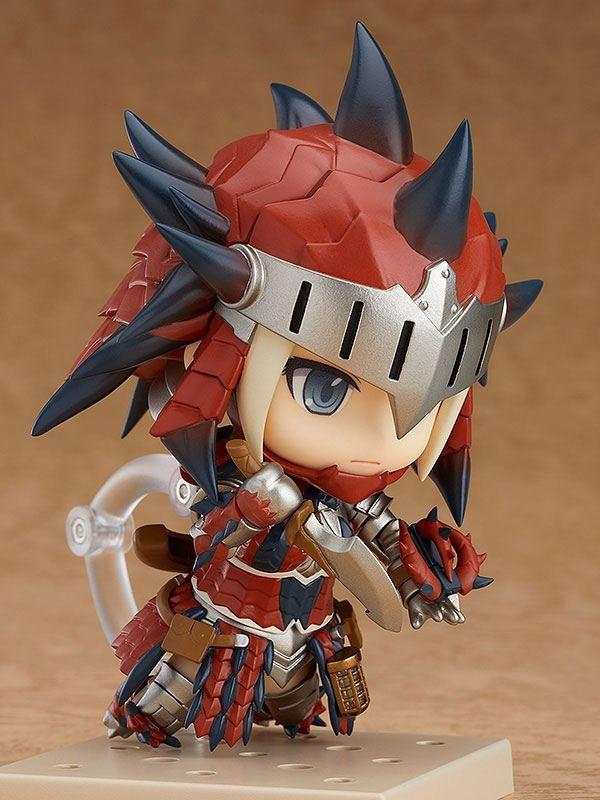 Monster Hunter World Nendoroid Female Rathalos Armor Edition DX Ver.-10175