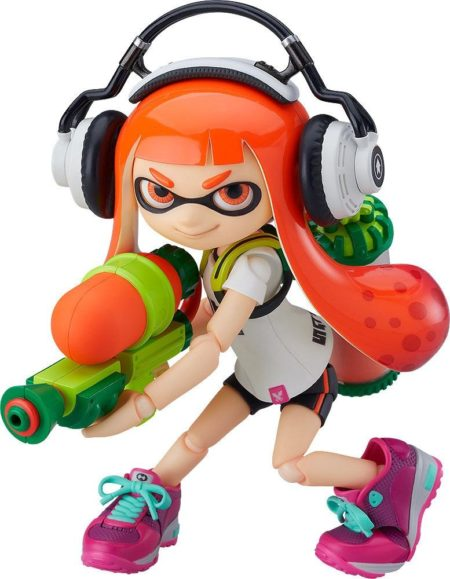 Splatoon Figma Splatoon Girl-0