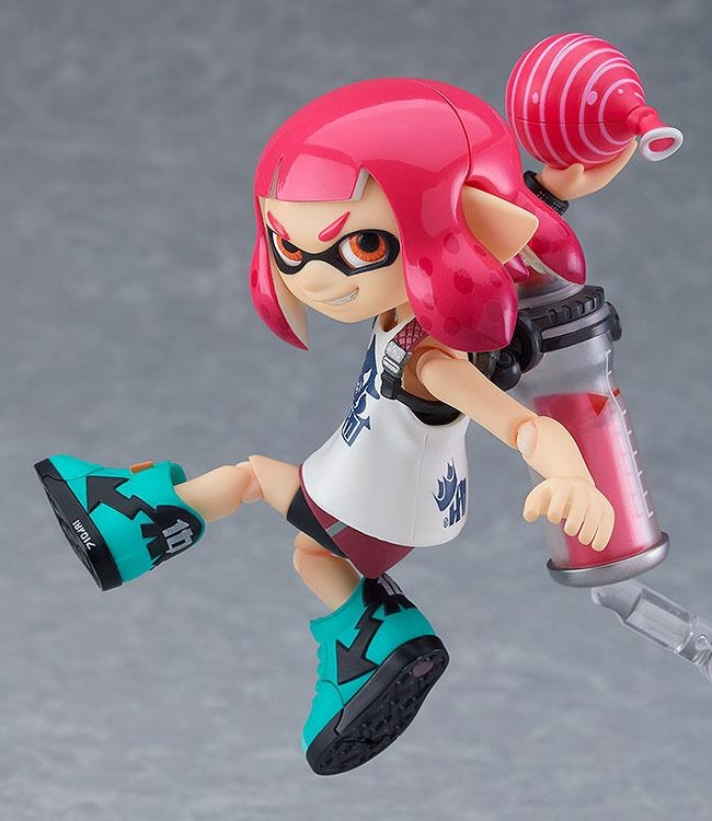 Splatoon / Splatoon 2 Figma Splatoon Girl-10235