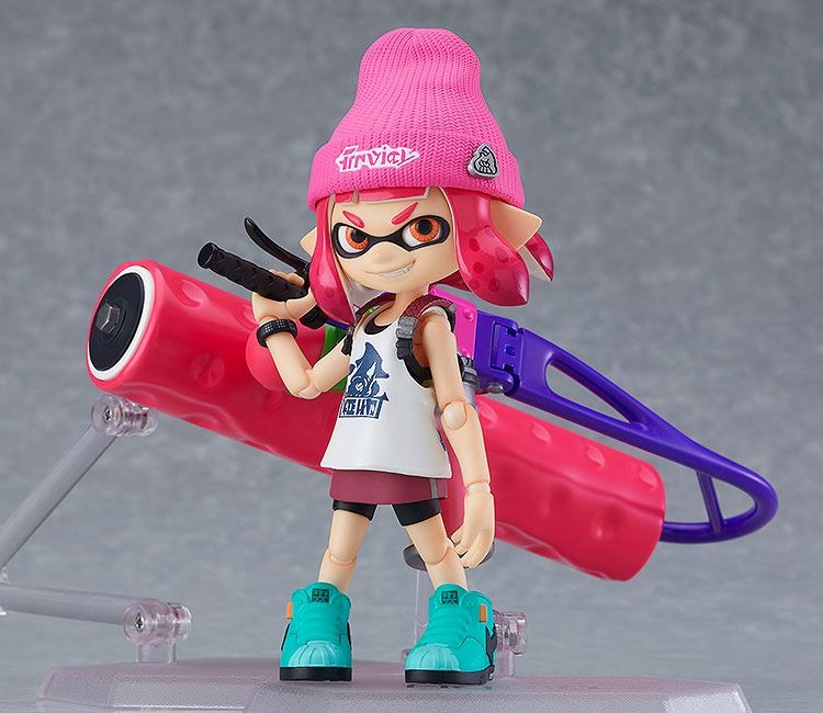Splatoon / Splatoon 2 Figma Splatoon Girl-10236
