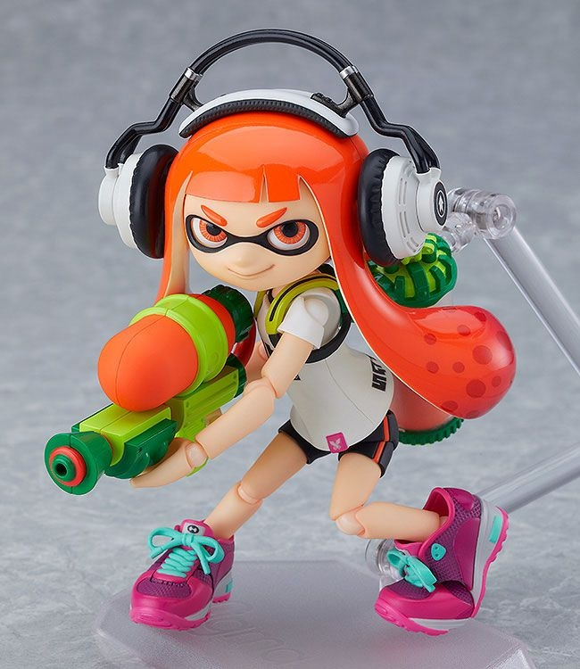 Splatoon / Splatoon 2 Figma Splatoon Girl-10239