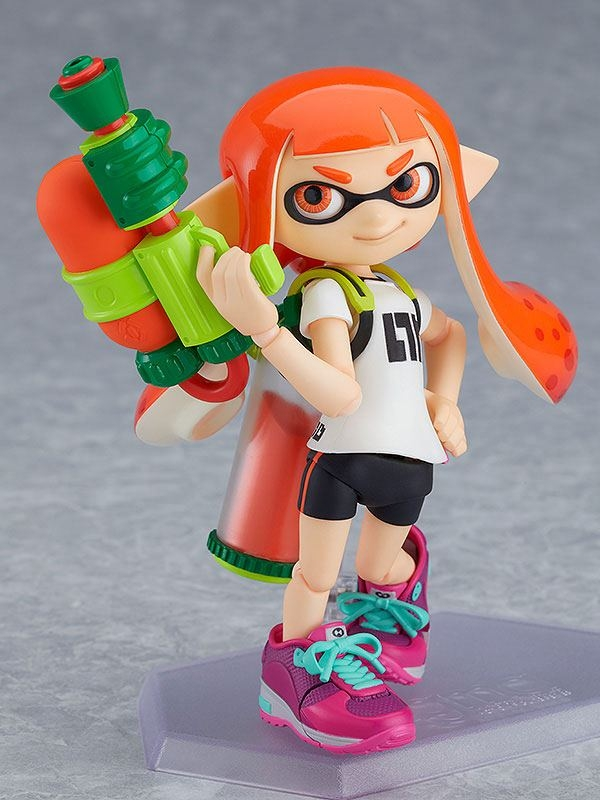 Splatoon / Splatoon 2 Figma Splatoon Girl-10240