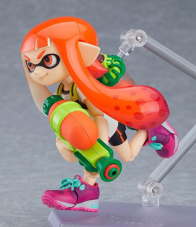 Splatoon / Splatoon 2 Figma Splatoon Girl-10241