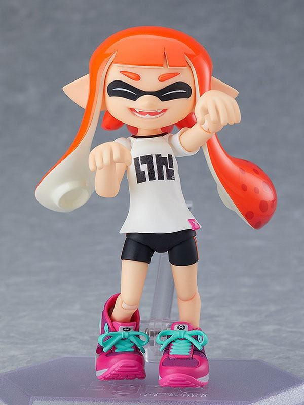 Splatoon / Splatoon 2 Figma Splatoon Girl-10242