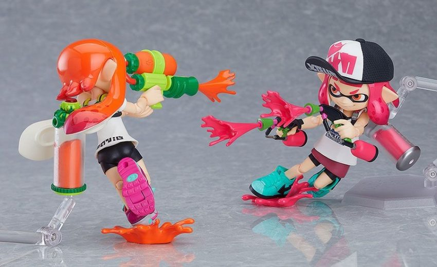 Splatoon / Splatoon 2 Figma Splatoon Girl-10245