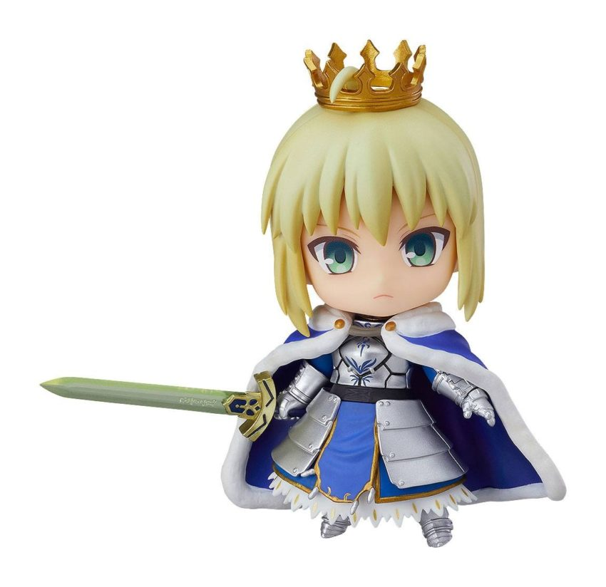 Fate/Grand Order Nendoroid Saber/Altria Pendragon: True Name Revealed Ver.-0