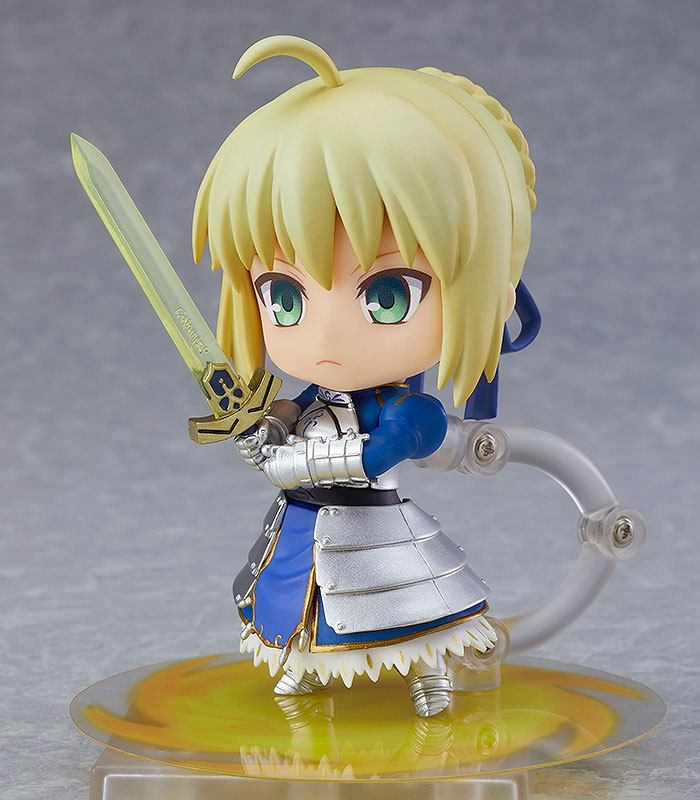 Fate/Grand Order Nendoroid Saber/Altria Pendragon: True Name Revealed Ver.-10395